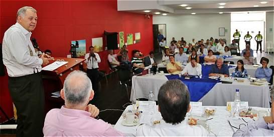 Procurador insta a recuperar el río Fonce en Santander