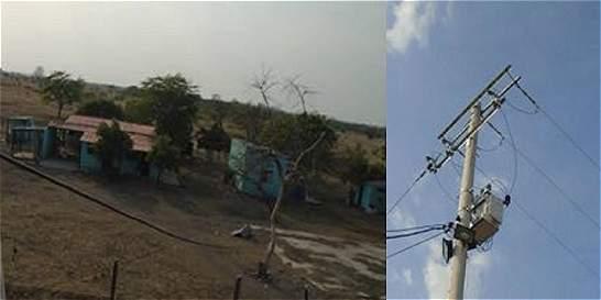 Por presunto fraude, suspenden energía en finca de Silvestre Dangond