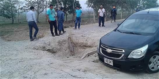 Por ataques del Eln pararon 800 trabajadores petroleros en Arauca