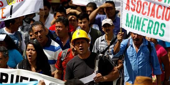 Minas, café y paz: así se alista el paro en Caldas