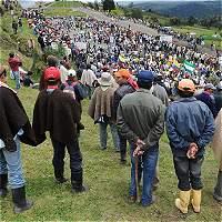 Así avanzan las marchas en las ciudades del país