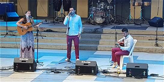 Huila ganó concurso nacional de Duetos 'Príncipes de la Canción'