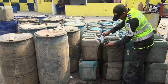 Autoridades buscan ponerle fin al 'pimpineo' en Cúcuta