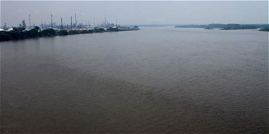Antes y después de los ríos que empiezan a superar la sequía