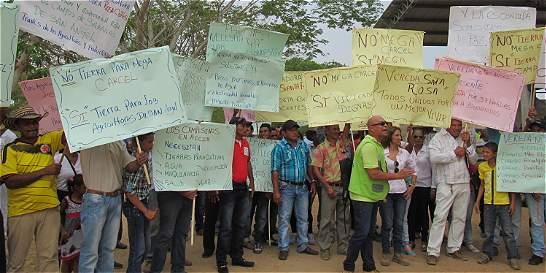 En San Angel (Magdalena) no quieren construcción de megacárcel