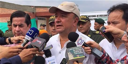 Instalarán un Batallón Antinarcóticos en el Catatumbo