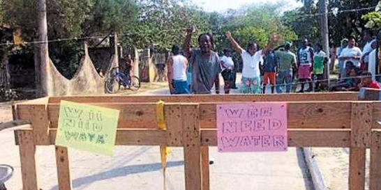 San Andrés le apuntará a planta desalinizadora para abastecerse