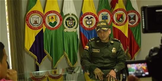 'En el Eje no hace presencia el 'Clan Úsuga''
