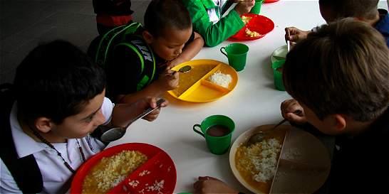 Lupa a alimentación escolar en el Eje Cafetero