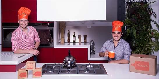 'Cusinando' trae los platos gourmet a los hogares