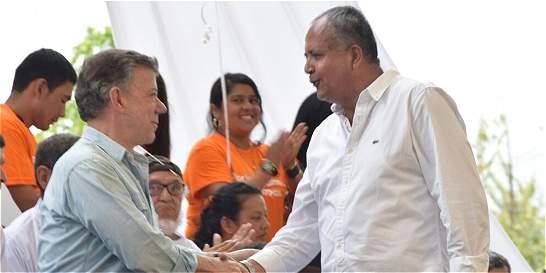 Polémica por apoyo del Gobernador del Tolima al proceso de paz
