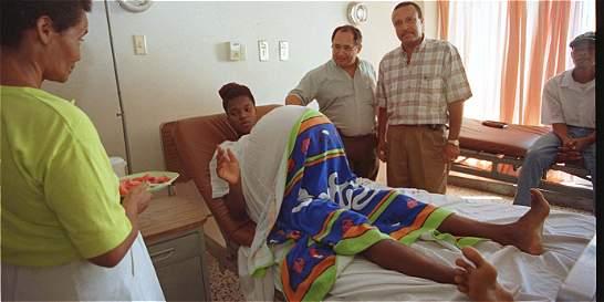 Así fue el falso embarazo con barriga de trapo en Cartagena