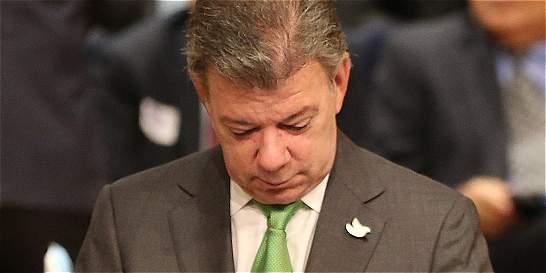Video del presidente Santos fue chiflado en el Festival Vallenato