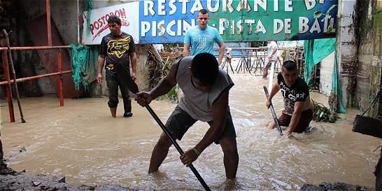 Tras inundaciones, Villavicencio se declarará en calamidad pública
