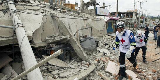 'En los desastres no se salvan los más fuertes': Carlos Iván Márquez
