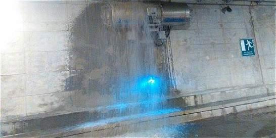 Piden suspender paso en el Túnel de Crespo hasta que sea seguro