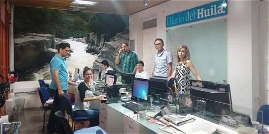 Periodistas que renunciaron al 'Diario del Huila' denunciaron censura