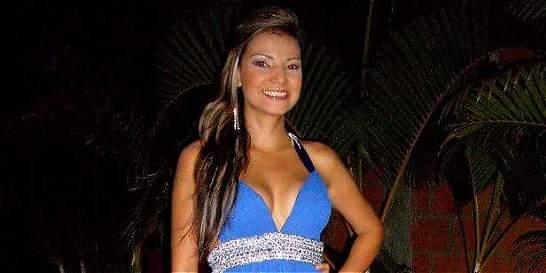 Murió modelo en accidente en la vía al aeropuerto de Ibagué