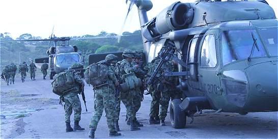 Tras operativos en Chocó, muere el guerrillero del Eln alias Franklin