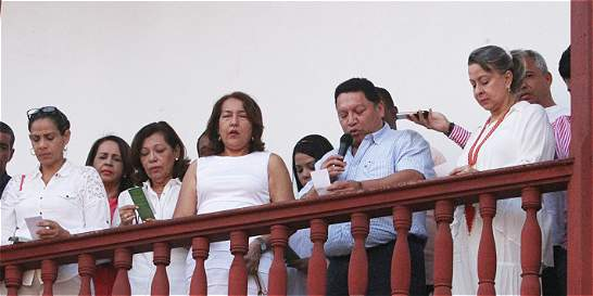 En Cartagena, juez veta rezos y abrazos en sesiones de Concejo