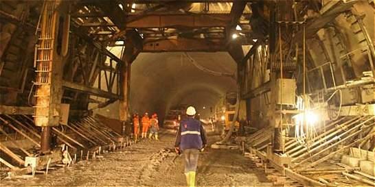 Túnel de La Línea solo entraría en operación en el 2018