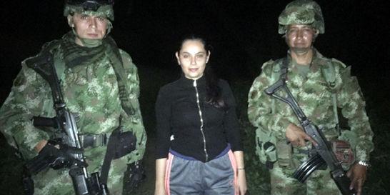 'No sé cuál grupo me tenía secuestrada': abogada Melisa Trillos