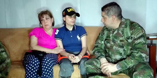 Guerrillero habría ayudado a escapar a abogada secuestrada por el Eln