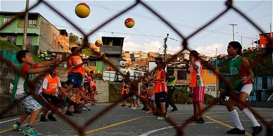El barrio de Manizales que se puso la '10' contra las drogas