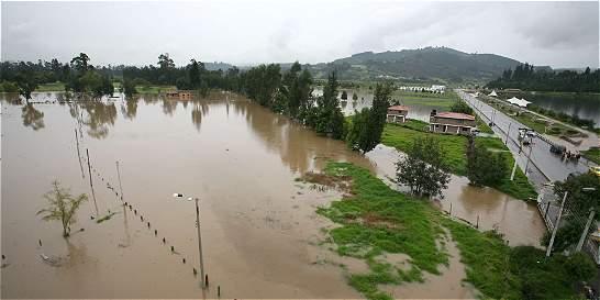 Erosion provocada por el rio Chicamocha amenaza a Capitanejo - ElTiempo.com