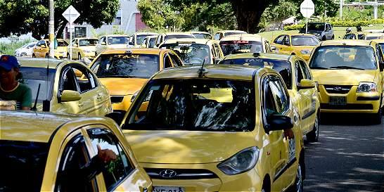 'Choque' por protestas contra Uber en Pereira