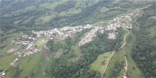 Ejército y Eln combatieron en Filogringo en la noche del martes
