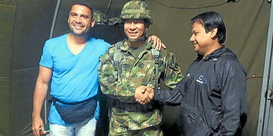 El regreso de Diego D'Pablos y Carlos Melo a Cúcuta
