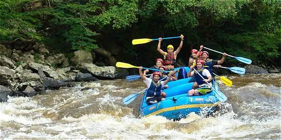 La alarma ambiental que pone el peligro el canotaje en el río Fonce