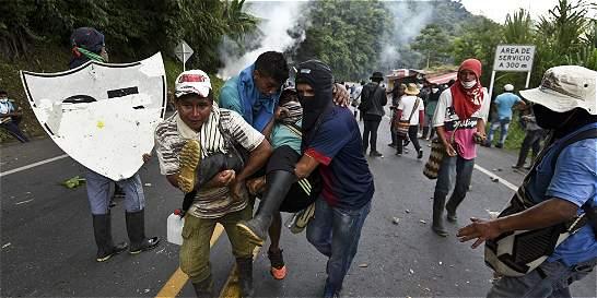 Comisión investigará muertes de indígenas en protesta agraria en Cauca