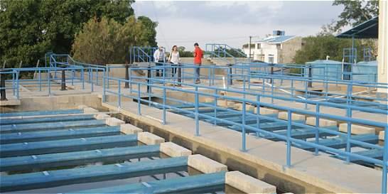 Magangué, más cobertura  y calidad de agua potable