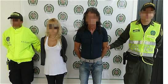 Capturan a pareja de italianos en Taganga por tráfico de drogas