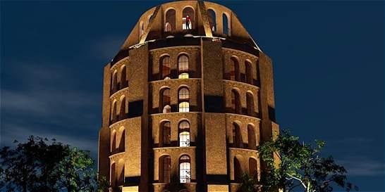 En tapia pisada quieren construir una 'Torre de Babel' en Bucaramanga