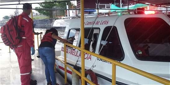 20 personas sobrevivieron a naufragio de chalupa en Santander
