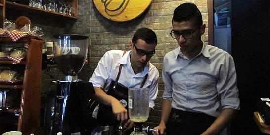 Una tienda de café que le cambia la vida a todo el que entra
