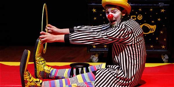 Don Juan Show en festival de circo El Globo