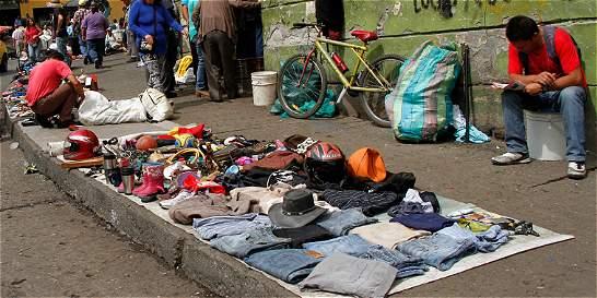 Vendedores ambulantes de Manizales protestan por controles