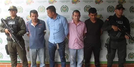 Desarticulan banda de secuestradores en Norte de Santander