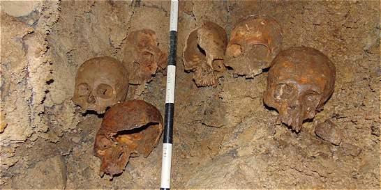 Restos arqueológicos en Santander eran de un cementerio guane