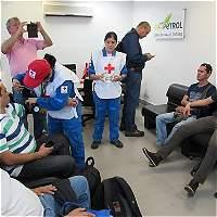 Indígenas permitieron relevo en planta la de gas de Gibraltar