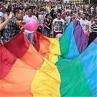 Comunidad Lgbti celebra sus derechos en Bucaramanga