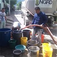 Escasez de agua tiene en vilo a Sardinata y Vélez