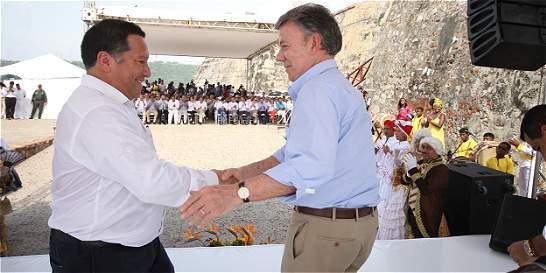 Piden que Cartagena sea la sede de la firma de la paz