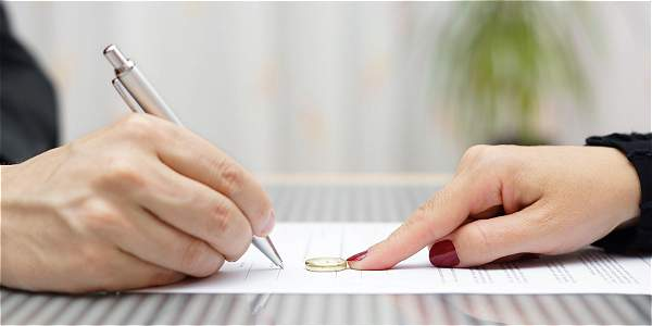 Resultado de imagen de divorcios