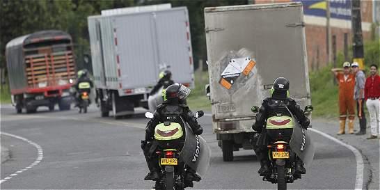 Aumenta tensión con camioneros en Manizales