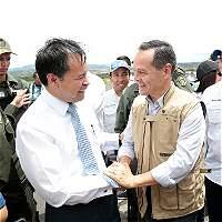 Gobernadores se unieron para insistir en la reapertura de la frontera